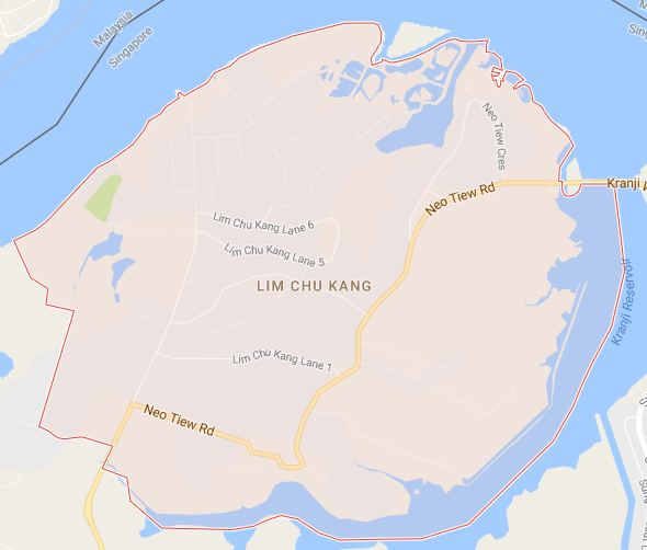 lim chu kang