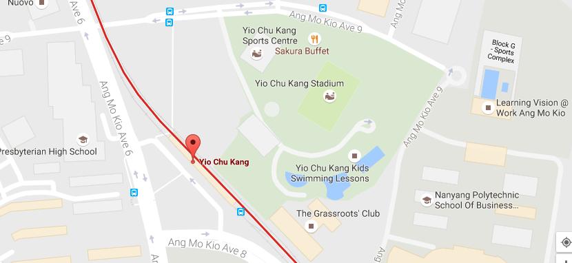 yio chu kang