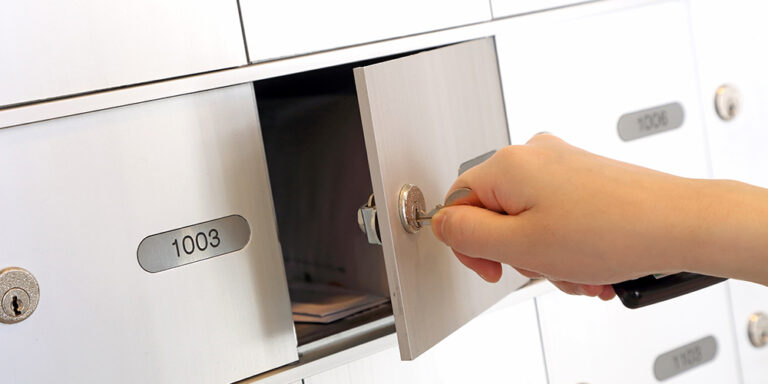 letterbox lock replace